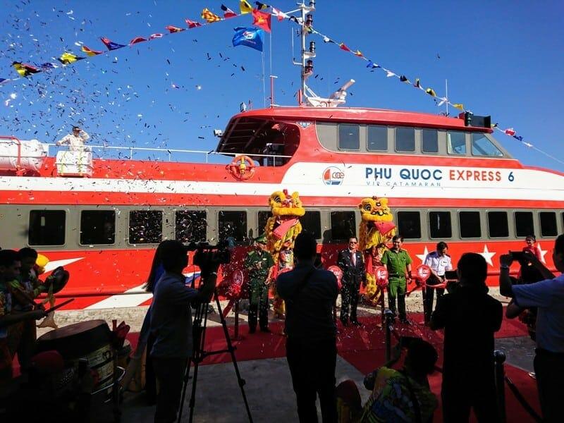 Phu Quoc Express 6 Ha Tien Phu Quoc