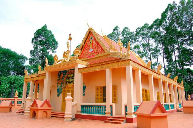 Chùa Phật Lớn Rạch Giá