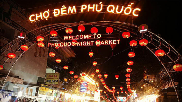 Cho Dem Phu Quoc